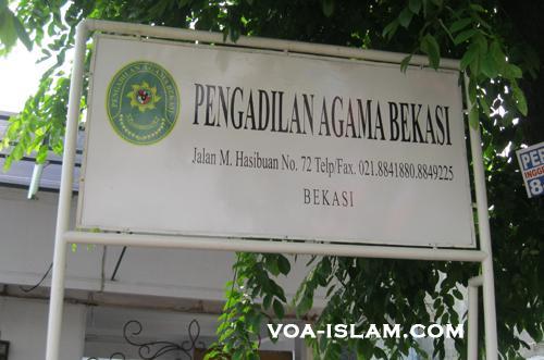 ... Mengkafirkan Muslim Selain LDII (Islam Jama'ah), Lahirkan Perceraian