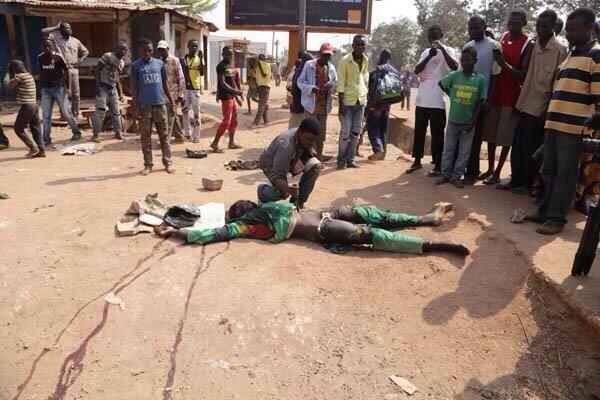 Biadab! Milisi Kristen Afrika Tengah Membantai dan Menghancurkan 436  Masjid